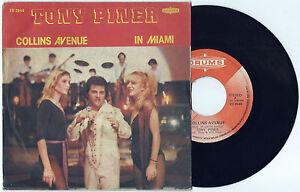 7-034-TONY-PINER-Collins-Avenue-In-Miami-Drums-79-Italo-Cosmic-disco-funk-VG
