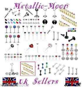 Monroe-Lip-Stud-Tiny-Flat-Crystal-Labret-Tragus-Lip-Piercing-Bar-Bioflex-PTFE