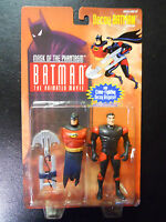 Vintage Still Sealed 1993 Kenner Batman: Mask Of The Phantasm Decoy Batman