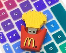 Unidad flash USB 8GB Mc Donalds Pen Drive McDonalds Usb Pendrive 8 GB loroPianaAlgodón