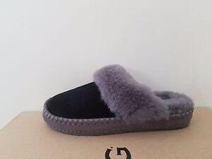 Ugg-Australia-Kids-Oaken-Slippers-Size-1-NIB