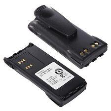 2x 2000mAh HNN9013 Battery for MOTOROLA GP320 GP360 GP380 GP640 GP680 GP1280