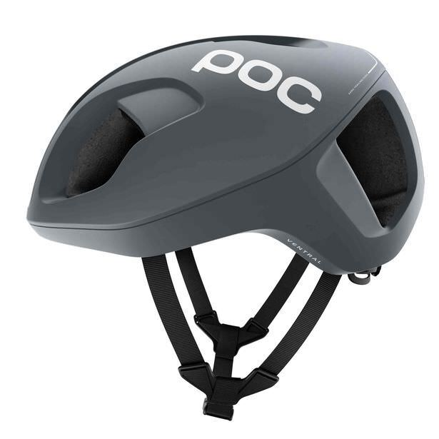 POC Ventral Spin Bicycle Cycling Helmet Ocolane Grey Size Small