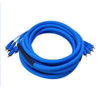 Seismic Audio 4 Channel 20 Foot Rca Audio Snake Cable 20' - Pro Home Audio on sale