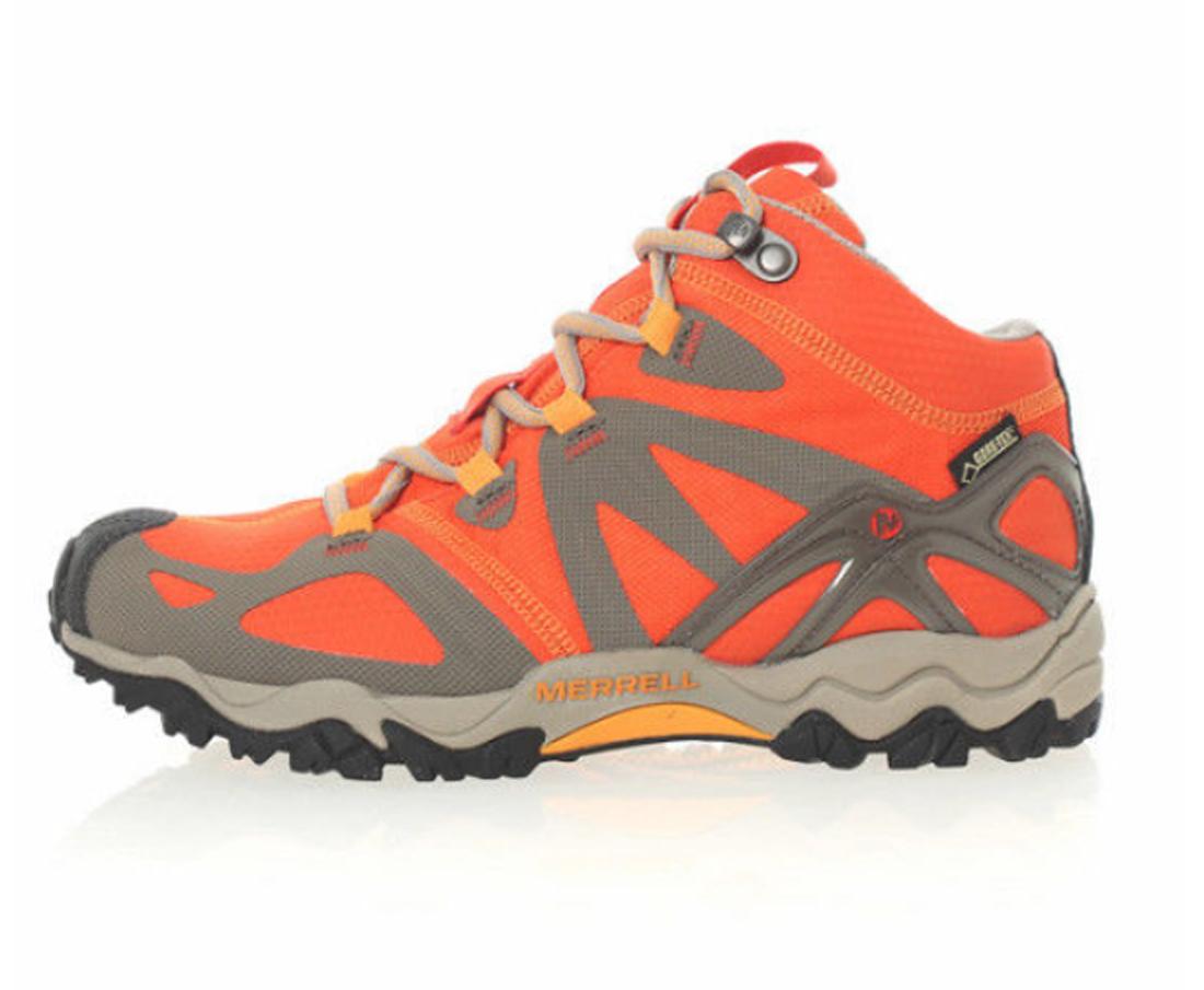 Merrell Womens Grassbow Mid Sports GORE-TEX Trekking Hiking Boots 5113-62407