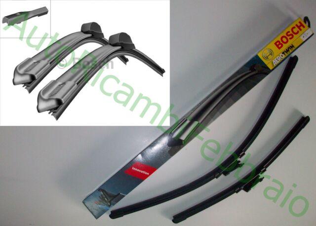 Set Paire Spatules Brosses Essuie-Glace Bosch A187S Hyundai i30 09.07-03.10