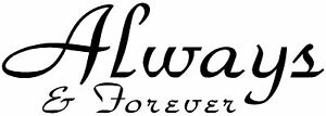 Always-and-Forever-Sticker-Family-Love-Marriage-Decal