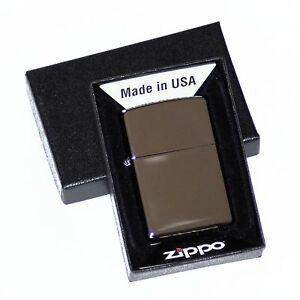 Zippo-Accendino-Regolare-Bicromato-Potassio-Alta-Lucidato-Nr-60000805