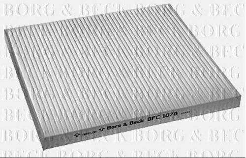 BORG /& BECK CABIN POLLEN FILTER FOR KIA HATCHBACK RIO 1.4 71KW