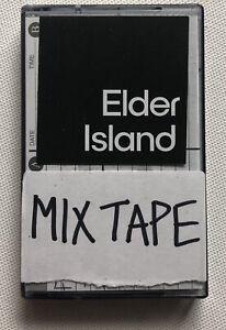 ELDER ISLAND - MIXTAPE CASSETTE TAPE HAND MADE BY THE BAND