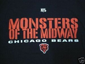4030fd7ce Image is loading MONSTERS-OF-THE-MIDWAY-NFL-CHICAGO-BEARS-T-