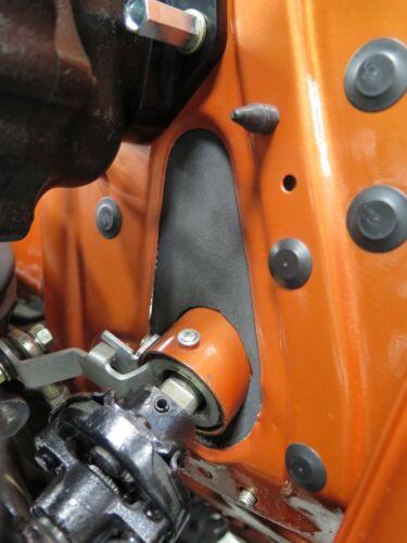 1955-57 Chevrolet Bel Air 150 210 Nomad Steering Column Floor Filler Plate Mount
