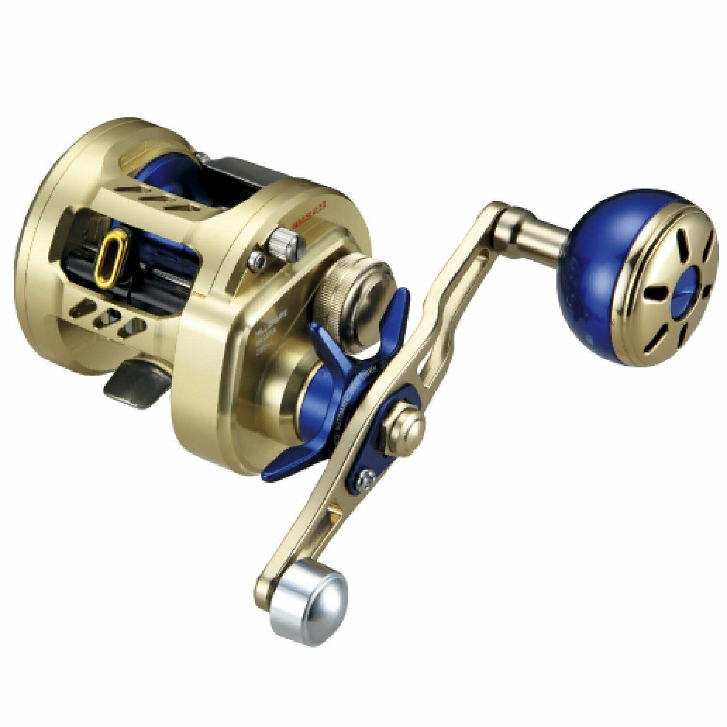 DAIWA MILLIONAIRE BASARA 200H-L Fishing REEL From JAPAN