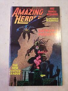AMAZING-HEROES-FANTAGRAPHICS-1981-Series-196