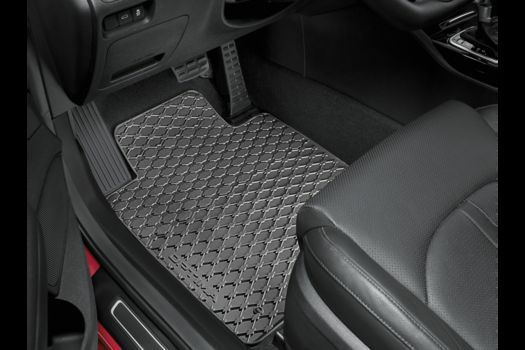 F1143ADE12GL Genuine Kia Sportage 16-18 GT Line Carpet Mats Velour Tailored