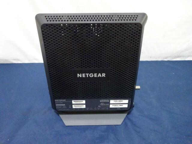 Netgear Nighthawk AC1900 Wifi Cable Modem Router C7000