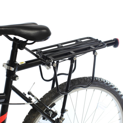 PEDALPRO STRONG ALLOY REAR BICYCLE PANNIER BAG//LUGGAGE RACK REFLECTOR BIKE//CYCLE