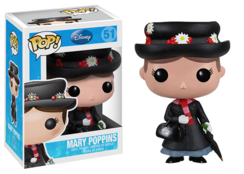 Pop Disney 51 Mary Poppins Figure Funko 032016