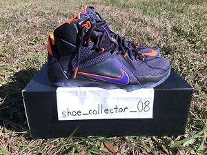 new product 74566 9c3ab Image is loading Nike-Lebron-12