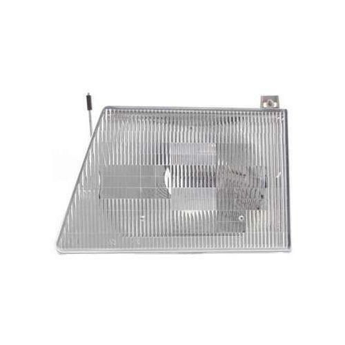 ECONOLINE VAN 97-07 HEAD LAMP LH Assembly Halogen Composite Type