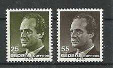 SPANIEN/ Juan Carlos I MiNr 2972/73 **