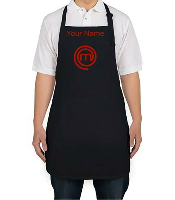 Masterchef Apron White Official Merchandise For Sale Online Ebay