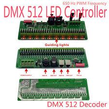 Easy 30CH- DMX512 LED controller dmx decoder DIY Light
