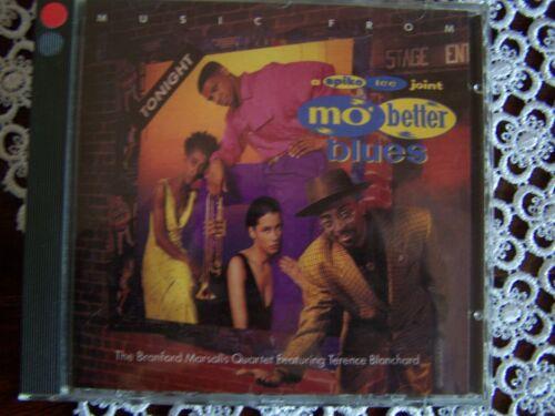 1 von 1 - CD Filmmusik Mo`Better Blues Soundtrack