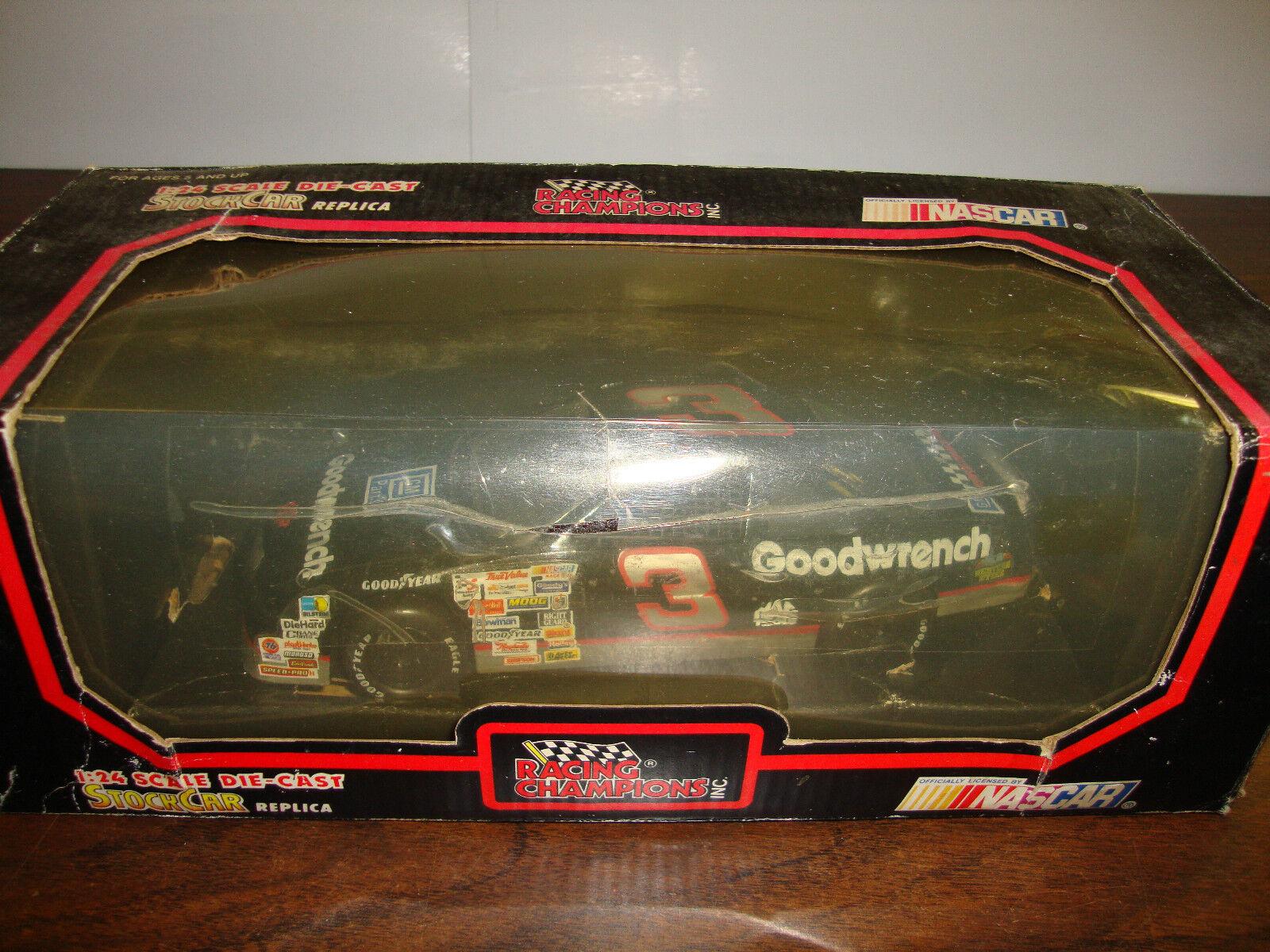 compras en linea Dale Earnhardt --- --- ---   3 Goodwrench --- Racing Champions --- 1 24 Diecast Escala --- 1992  lo último