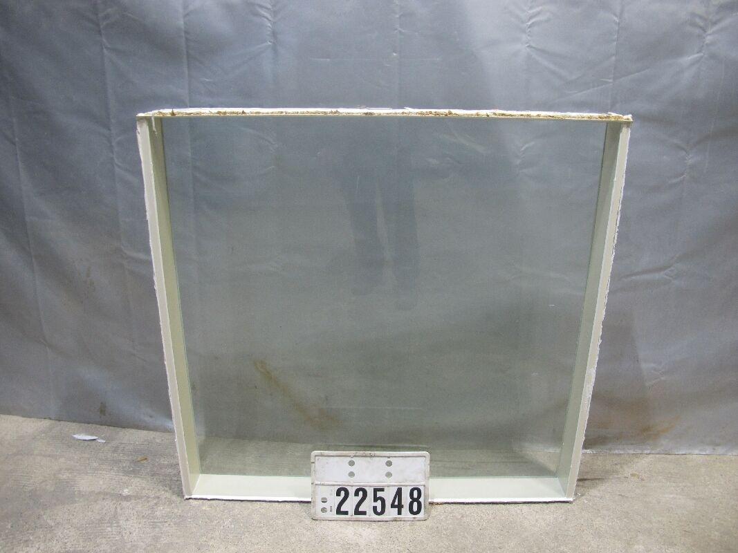 Fenster Glas Trennwand Doppelglas Alurahmen Fensterelement    22548 412078