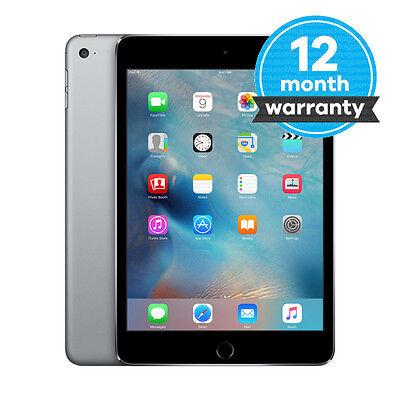 Apple iPad mini 4 64GB, Wi-Fi, 7.9in - Space Grey