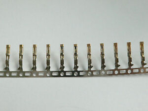 100x-2-54mm-Jumper-Wire-Female-Crimp-Terminal-USA-Seller-Free-Shipping