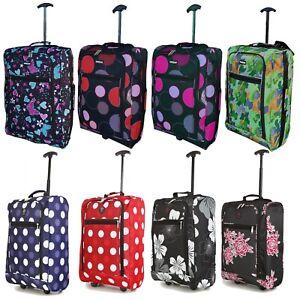 Lightweight-Hand-Luggage-Suitcase-Bag-Ryanair-Easyjet-Cabin-Case-Fits-55x40x20