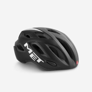 MET-Idolo-2019-Road-Bike-Racing-Cycling-Crash-Helmet-Matte-Black-Grey-All-Sizes