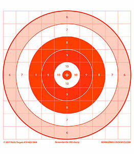 Rick-039-s-All-Purpose-Target-10-5-x-12