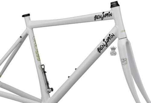 2 X Personnalisé bouclés valse Police Moto Sécurité Stickers nom cycles BMX