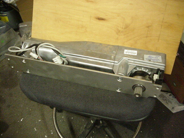 NEW Stanley Silver Arm Door Visible Out  Stanley Magic Swing Magic Force