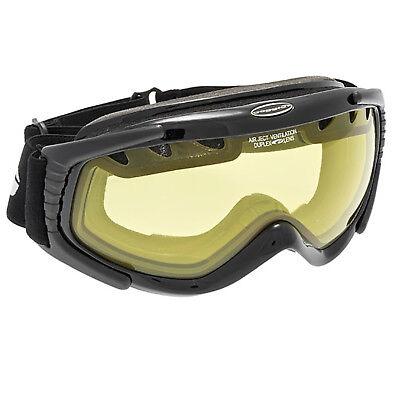 Clothing Skibrille Damen Gelbe Scheibe Kontrastscheibe 100% Uv Schutz Mit Antibeschlag
