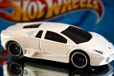 2014 Hot Wheels Workshop HW Exotics Lamborghini Reventon white