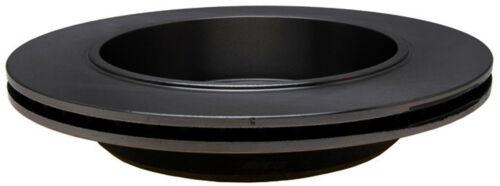 Disc Brake Rotor-Non-Coated Rear ACDelco Advantage 18A2810A