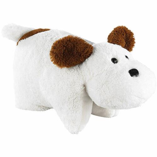 Plüschkissen: Plüschtier-Kissen Hund (Plüsch-Spielzeug)