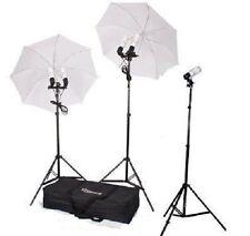Photography Umbrella 1000 watt Continuous Lighting Kit Video portrait Light set
