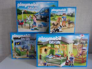 Playmobil City Life (Tierhotel) Set's zum aussuchen - Neu & OVP