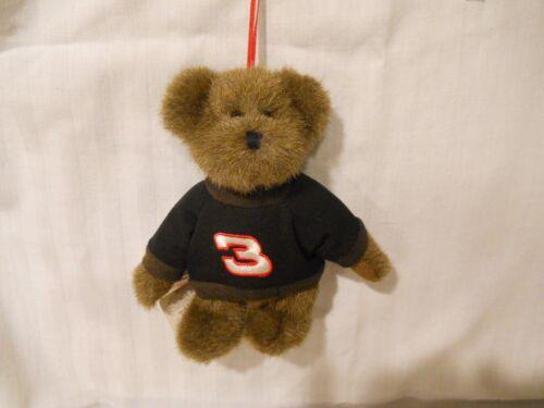 "Boyd Bear NASCAR 6/"" Bear Dale Earnhardt #3 919424"