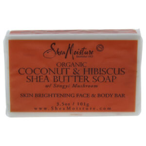 Organic-Coconut-amp-Hibiscus-Shea-Butter-Soap-by-Shea-Moisture-for-Unisex-3-5-oz