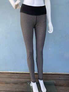 Lululemon Womens Wunder Under Leggings Size 6 Ebay