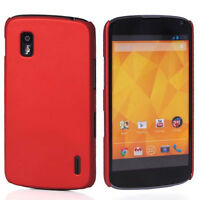 For LG Nexus 4 Optimus Nexus E960 New Rubberized Matte hard case cover