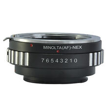 AF-NEX Adapter Sony Alpha Minolta AF A-type Lens to Sony E Mount NEX-3 NEX-5N