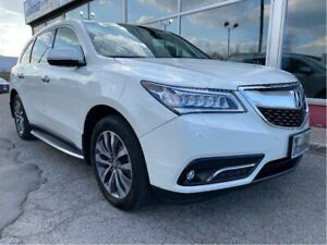 2015 Acura MDX TECH SH-AWD 1 OWNER