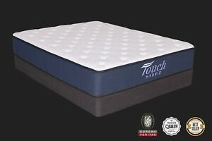 Close-Out-sale-Mattress-Queen-Size-Hybrid-Plush-SEE-VIDEO